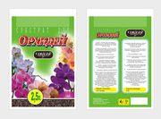 Продажа вазонов и субстрата для орхидей