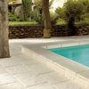 Плитка для дорожек и бортов бассейна (производитель «Pierra»,  Франция)