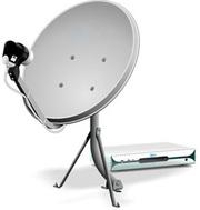 Спутниковое телевидение без абонентской платы