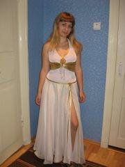 Продам вечернее платье в Днепропетровске в греческом стиле
