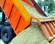 Доставка строительных материалов машинными нормами