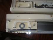 Продам двухфонтурную вязальную машину Brother  KH 965 KR 850