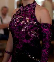 Бальное платье,   стандарт ST