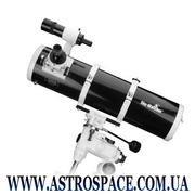 Мощный Телескоп рефлектор Sky Watcher 150/750 Black Diamond EQ 3