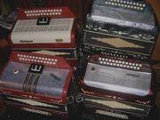 Аккордеоны, баяны и другие музыкальные инструменты.