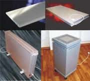 Конвекторы отопления электрические.