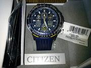 Продам часы Citizen Skyhawk AT Blue Angel Eco-Drive