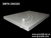 электроотопление инфракрасными панелями и конвекторами