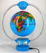 Необычный подарок — «глобус-левитация