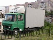 Продам грузовое авто Mercedes 508D