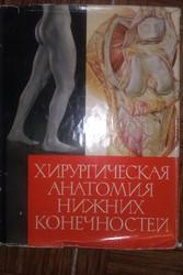 Хирургическая анатомия верхних конечностей,  нижних конечностей
