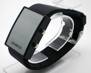 Стильные современные LED часы