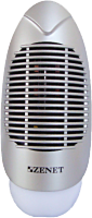 Ионный очиститель воздуха с подсветкой ZENET XJ-202