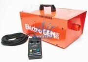 «Сухой туман» или ликвидация неприятных запахов установками Electrogen