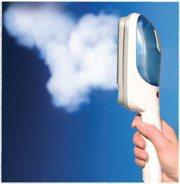 Отпариватель для одежды. Паровой утюг-щетка Steam Brush (Стим Браш)