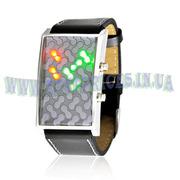 Бинарные LED часы «Геном» Tokyo Flash