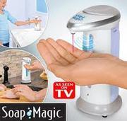 Сенсорная мыльница - дозатор
