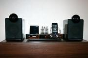 Усилитель ламповый с док-станцией Logic3 Valve80 with Speakers для iPo