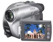 Продам Видеокамера Sony DCR-DVD105E б/у
