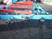 Борона прицепная гидрофицированная ЗПГ-24 применяется для ранневесенне