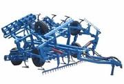 Культиватор паровой полуприцепной КПП-8 Агрегатируется с тракторами Т-
