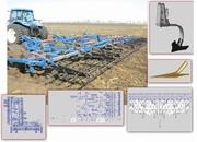 Продам культиваторы прицепные и навесные( от 4м до 16м)