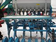 Сеялки зернотуковые стерневые СТС–2;  СТС-6