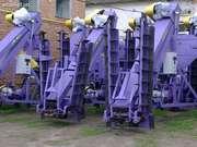 Зернометатель ЗМ-60М модернезированный,  производительность-70т/ч +расщ