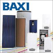 Газовое оборудование ТМ Baxi (Италия)