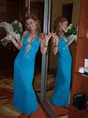 вечернее платье Оксаны Михи