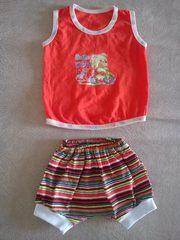 Новый костюмчик на малыша (3-6мес)