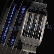Бинарные часы Matrix