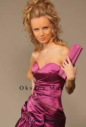 Красивое вечернее платье (Оксана Муха 2011)