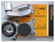 Ролики и ремни сервисные и  ГРМ SKODA Superb 1, 8 Tдвигатель AWT