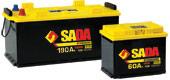 Аккумулятор 90 Ач Sada Standard