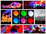 Светящиеся и мигающие воздушные шары