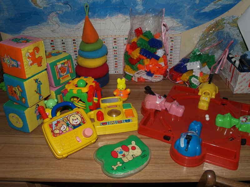 Развивающие игрушки б у
