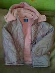 продам куртку деми качество супер! для 4-5 лет.