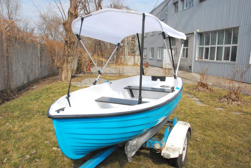 лодка пластиковая барс 220