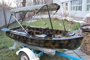 Пластиковая лодка БАРС 300