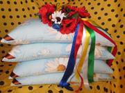Подушка ортопедическая из гречневой лузги