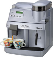 Продается б/у кофемашина Saeco Cafe Nova,  отличное состояние