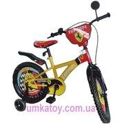 Продаем по низким ценам 18 дюймовые детские велосипед (Дисней)