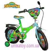 Предлагаем по низким ценам 16 дюймовые велосипеды (Дисней)