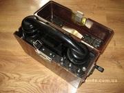 Телефон ТАИ-43-Р в идеальном состоянии,   новый. Ленинградский завод