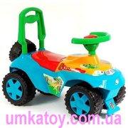 Машинка-каталка Дракоша от украинского производителя ORION