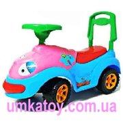 Детская машинка каталка Луноходик