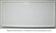 Маркерная магнитная доска Pinxi. Размер: 1, 5*1м