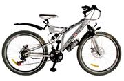 новый горный двухподвесный велосипед Formula Outlander