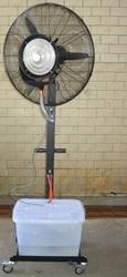система охлаждения и увлажнения воздуха:для летних кафе